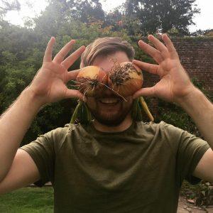 I see onions!